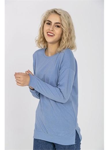 Şimal Sweatshirt Mavi